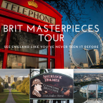Debonair's Brit Masterpieces Tour May 19-June 3, 2018