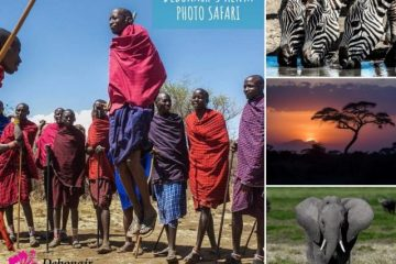 Scenes from Debonair's Kenya Photo Safari 2018
