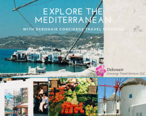 Explore the Mediterranean