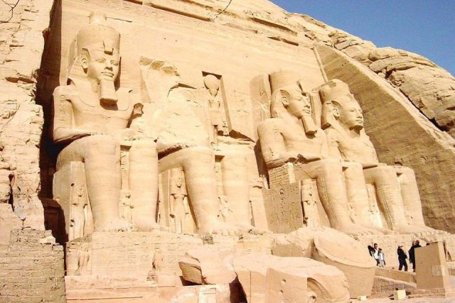 Debonair's Egyptian Adventure to Abu Simbel
